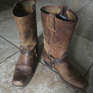 Frye Women's Harness 12R  Boots